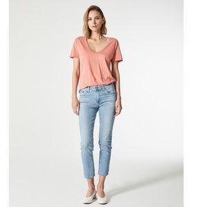 AG Prima Crop Jeans.  NWOT